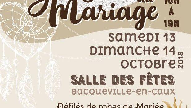 Le second salon du Mariage de Bacqueville en Caux