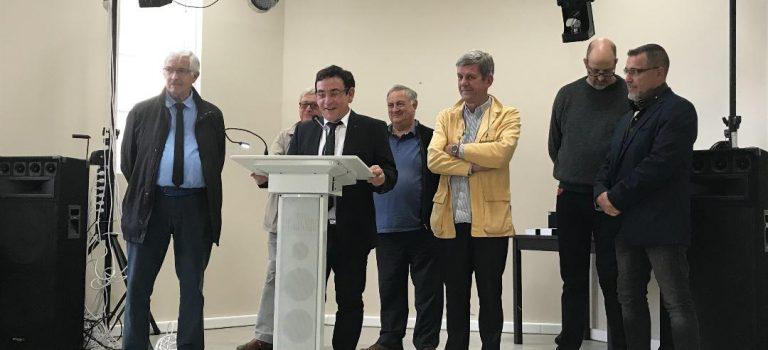 DES MEDAILLES DU TRAVAIL A L'EPIFAJ